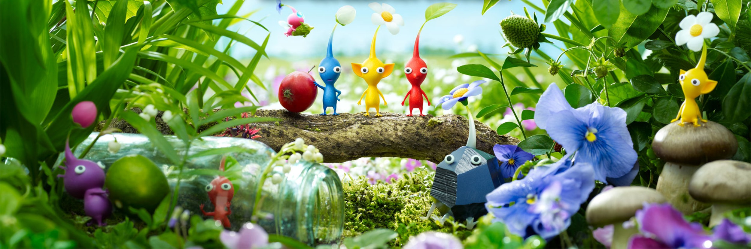 Review: Pikmin 3 Deluxe screenshot
