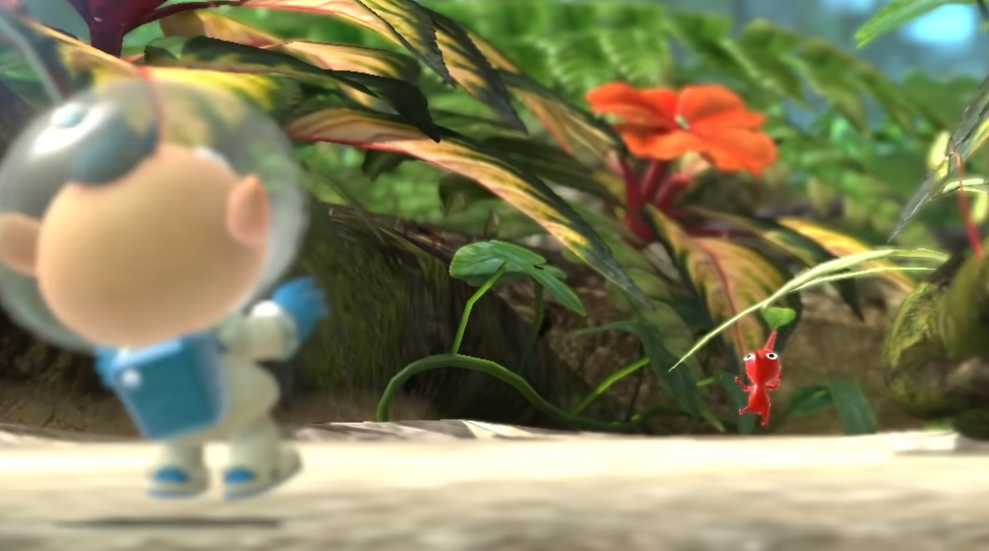 Pikmin 3 Nintendo Switch review