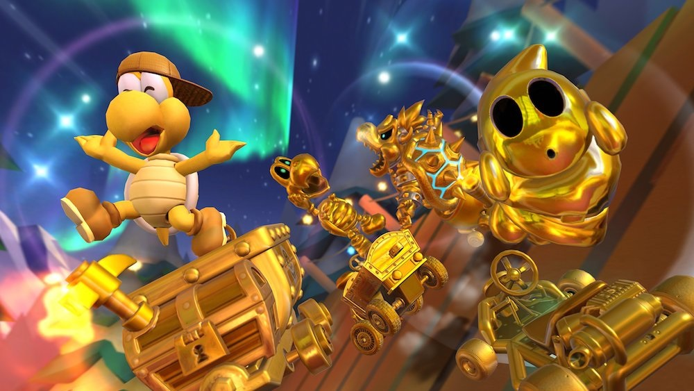 Gold Shy Guy and returning rares available in Mario Kart Tour for a limited time screenshot