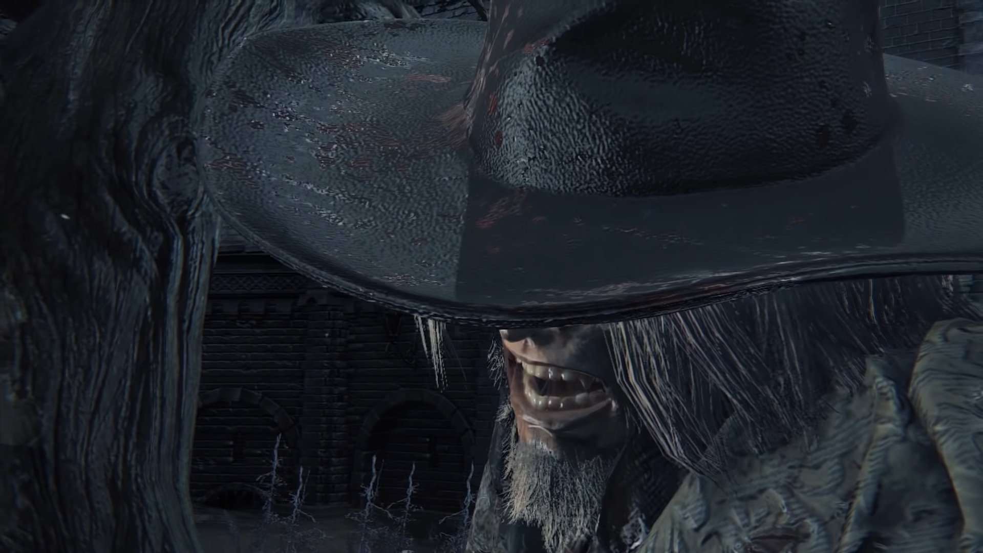While we dream about a PS5 patch for Bloodborne, here's the game running at 60FPS on a PS4 Pro screenshot