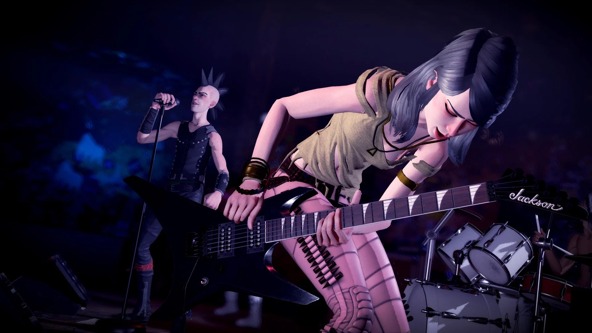 Rock Band 4 is completely compatible with PS5 and Xbox Series X screenshot