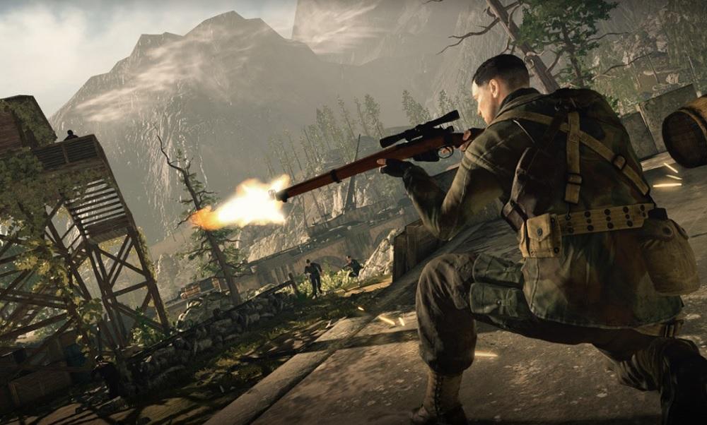 Sniper Elite 4 will take the shot on Nintendo Switch November 17 screenshot