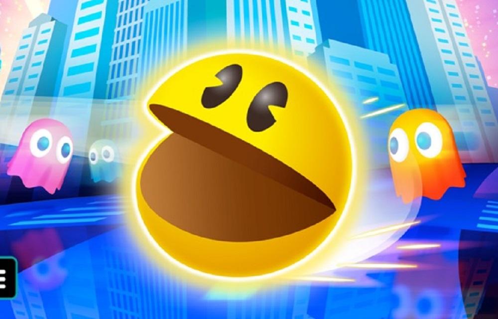 Pac-Man is gonna gobble up your neighborhood in Pac-Man Geo screenshot