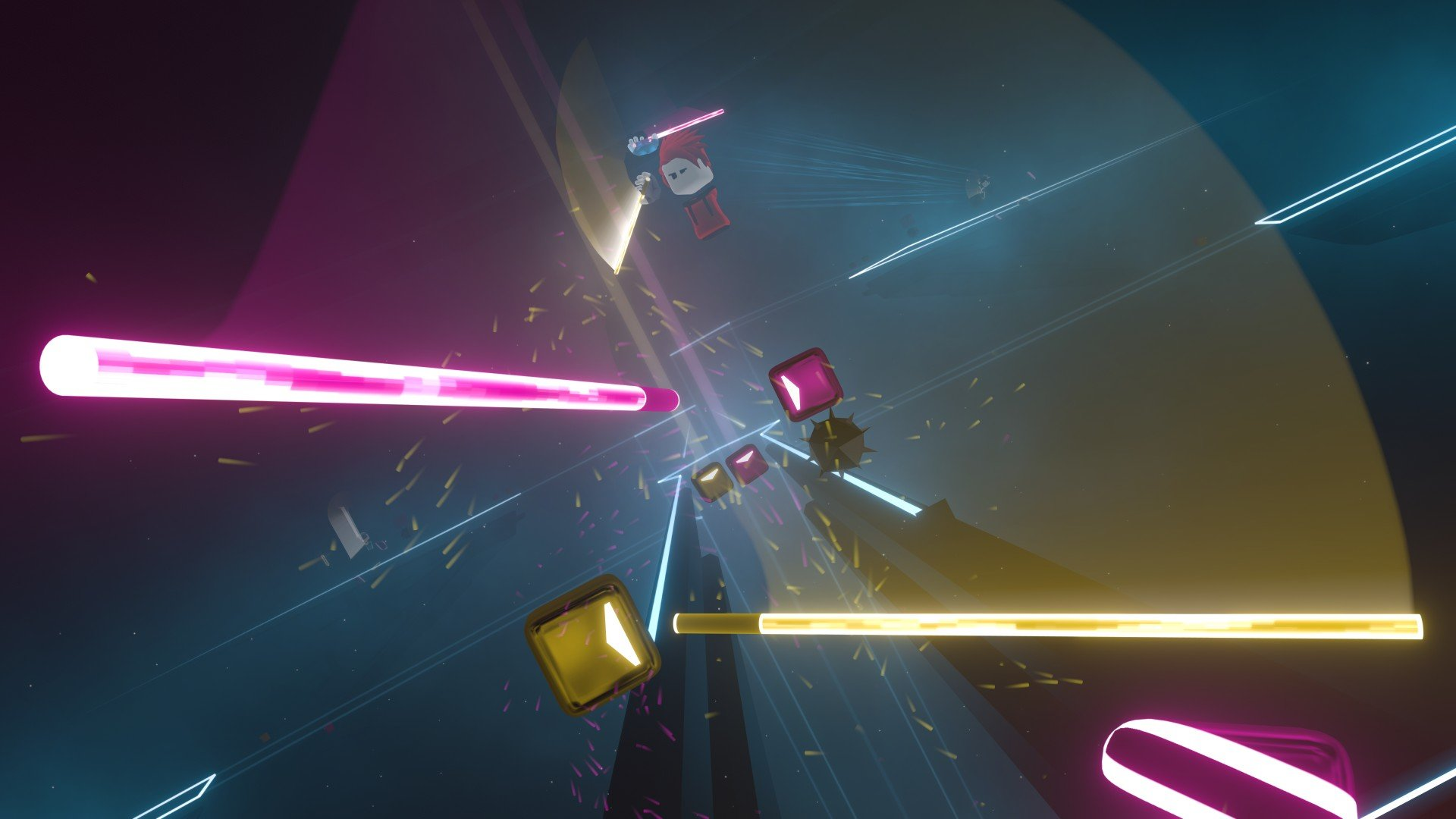 VR hit Beat Saber finally has multiplayer now screenshot