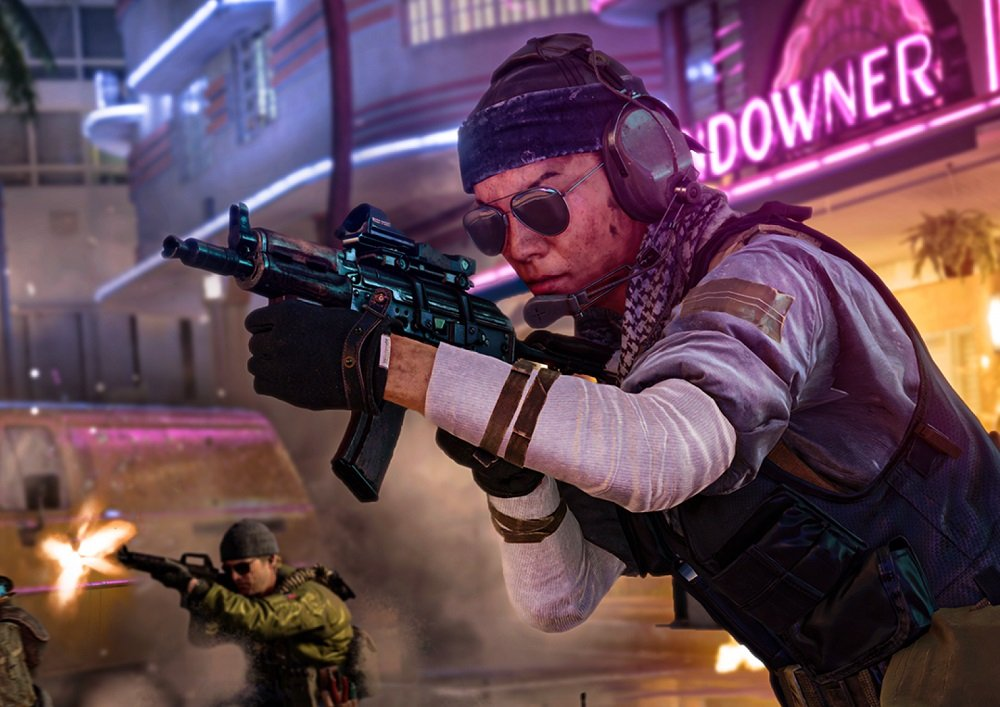 Call of Duty: Black Ops Cold War is, arguably, the closest I've come to being Chuck Norris in Invasion USA screenshot