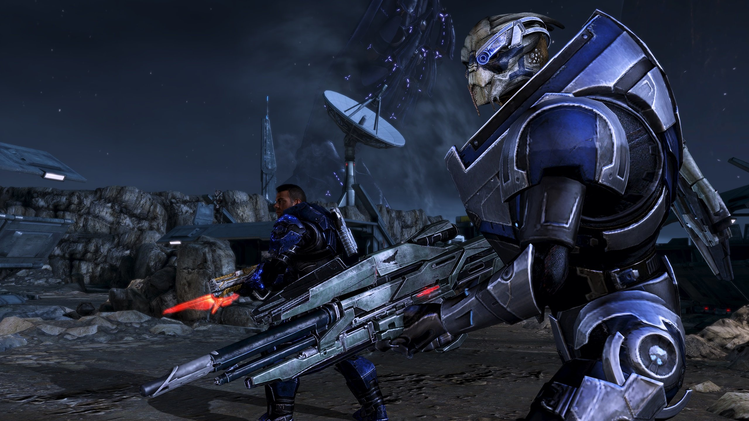 Everyone knows the Mass Effect trilogy remaster is real but EA just refuses to announce it already screenshot