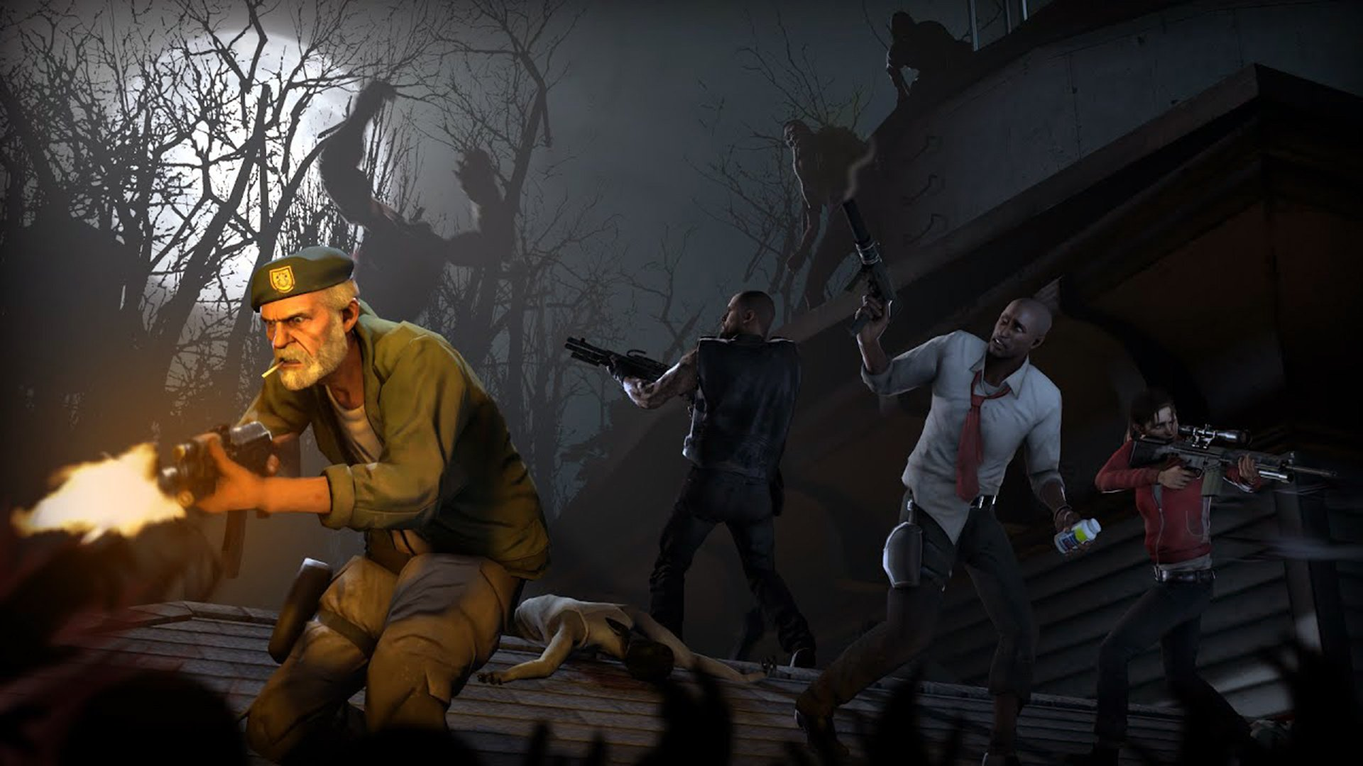 Left 4 Dead 2 has only improved with age, all thanks to the community surrounding it screenshot