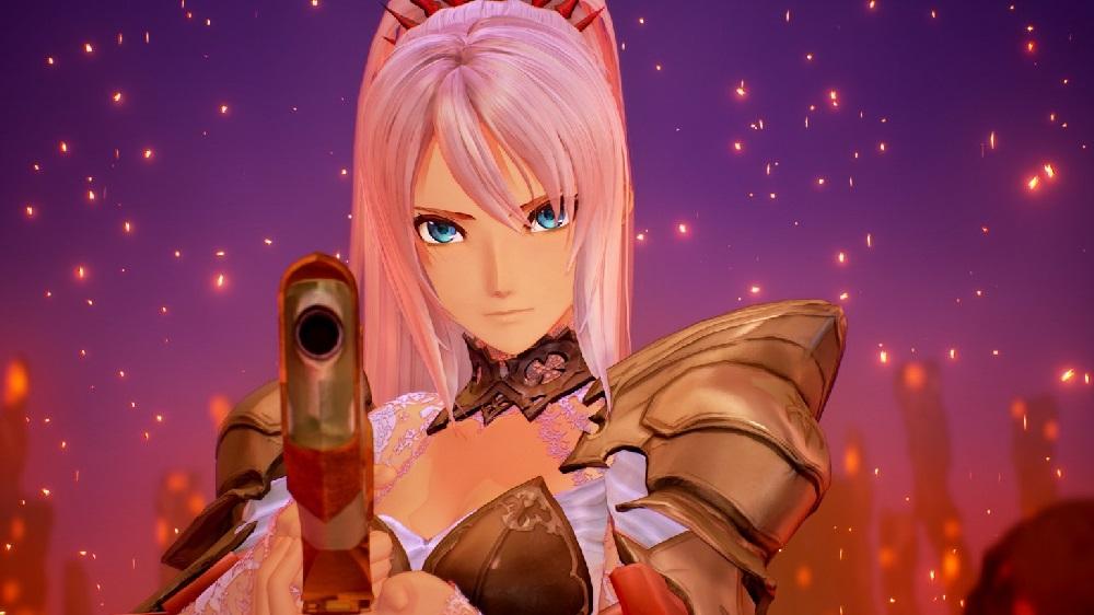 Bandai Namco trademarks unknown 'Tales of Luminaria' screenshot