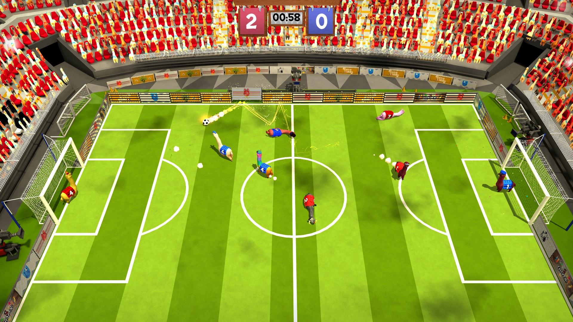 Contest: Win Alpaca Ball: Allstars for Switch screenshot
