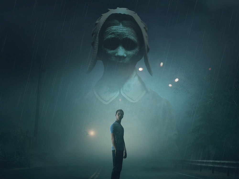 Something's in the fog in Dark Pictures: Little Hope screenshot