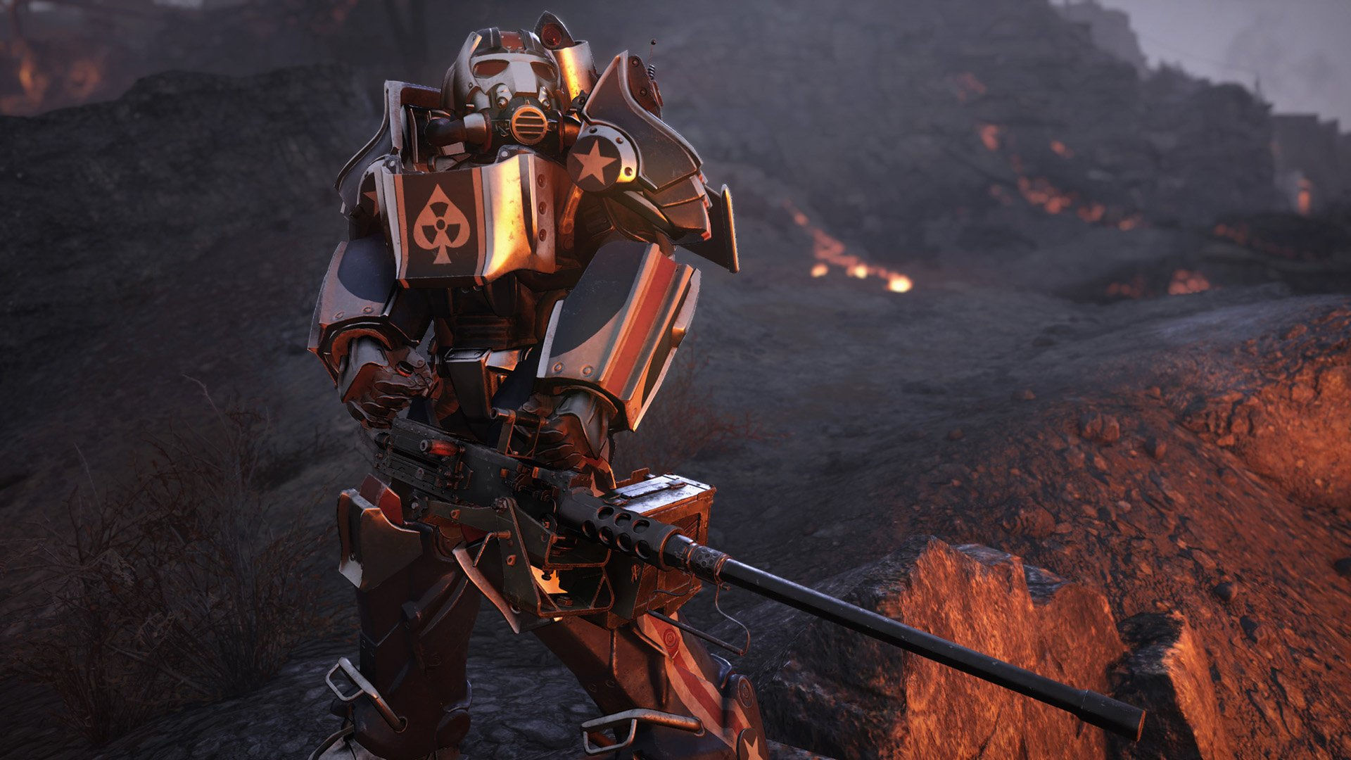 Fallout 76's next big Steel Dawn update is being tested now screenshot