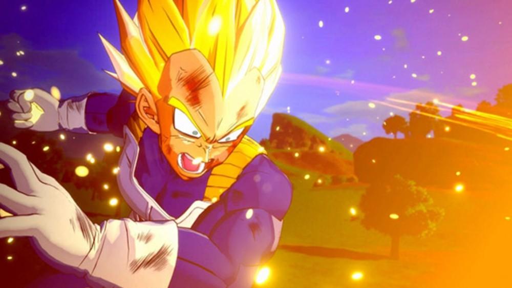 Dragon Ball Z: Kakarot is getting a 1-versus-100+ mode as DLC screenshot