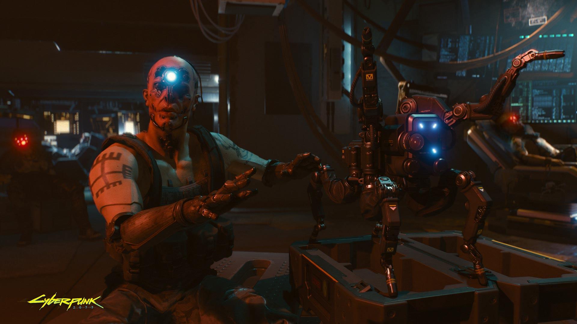 Buying Cyberpunk 2077 from GOG will get you some bonus lore screenshot