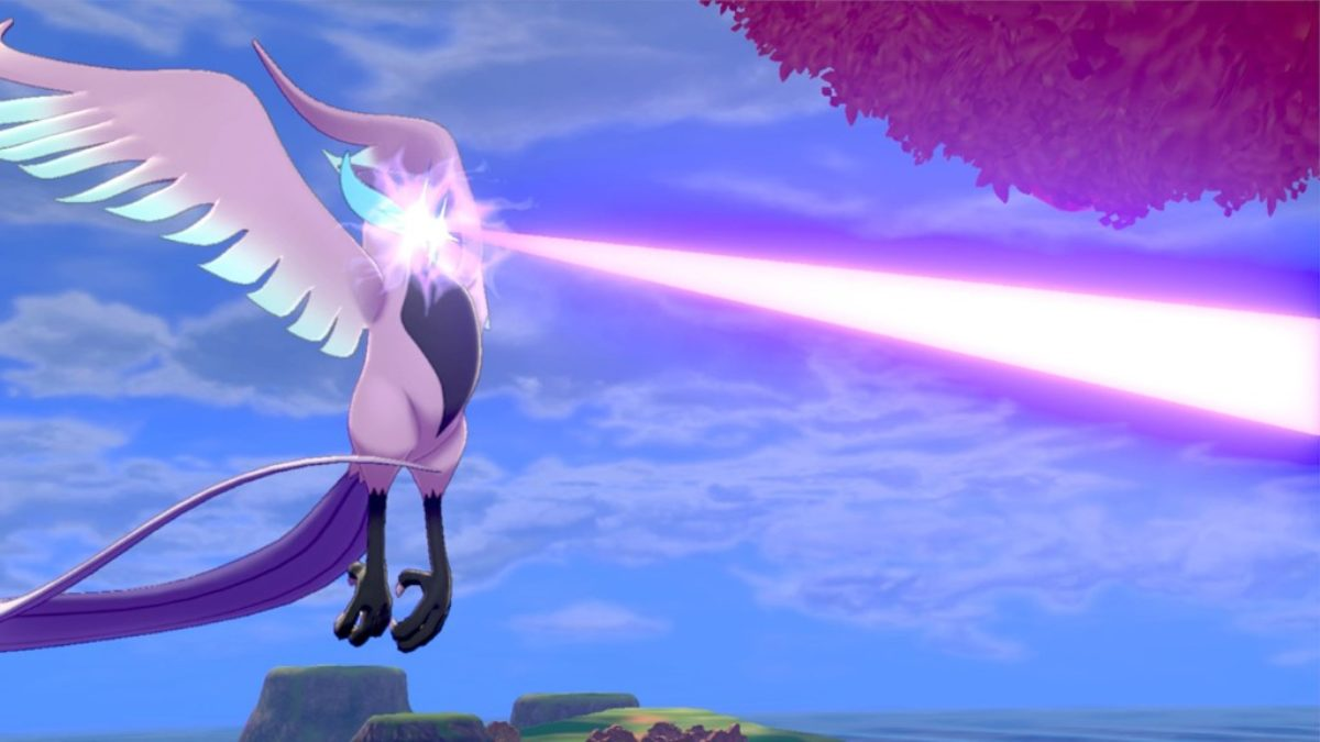 If you defeat a legendary Pokemon in the Crown Tundra DLC, you're guaranteed to capture it
