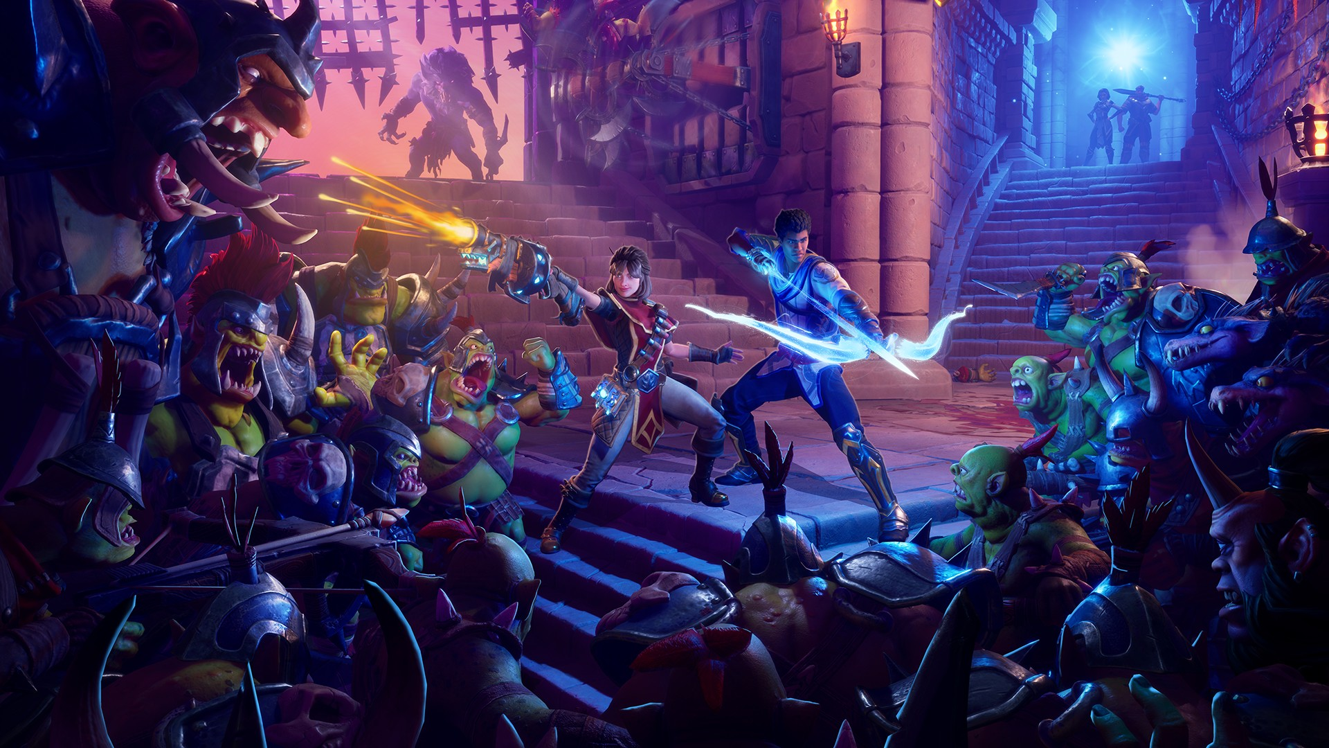 Orcs Must Die 3 is getting its first DLC next month screenshot