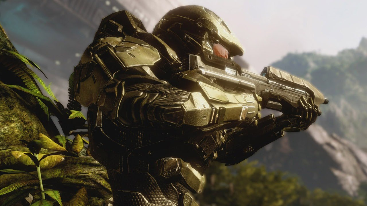 Halo: The Master Chief Collection on PC is almost done as the Halo 4 test flight is underway screenshot