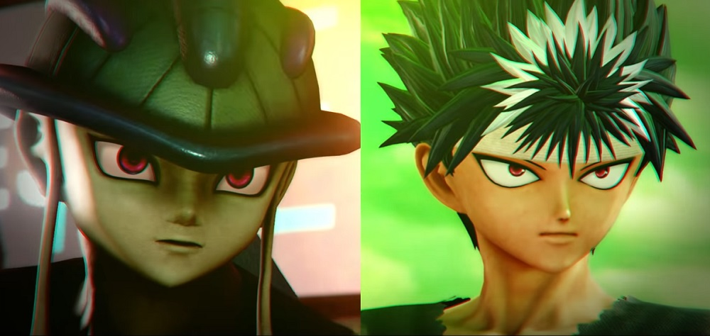 Meruem and Hiei will hit Jump Force on PS4, PC, and Xbox One October 27 screenshot