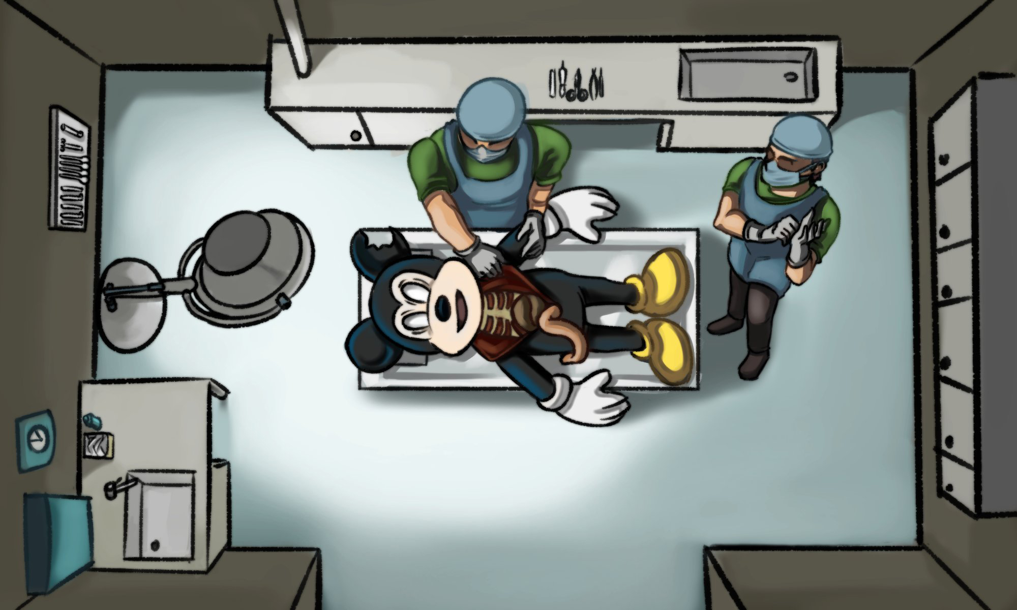 An autopsy of Epic Mickey screenshot