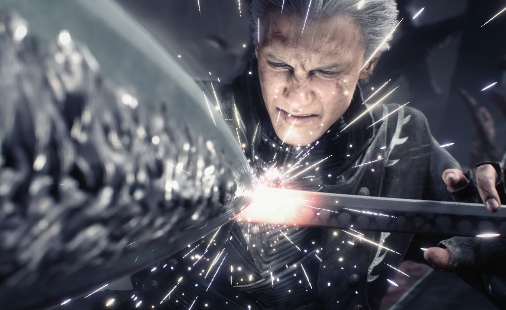 Vergil will be fashionably late to Devil May Cry 5 on PS4/Xbox One, Xbox Series S Special Edition will not feature ray-tracing screenshot