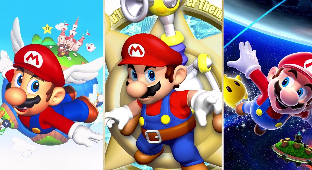 After fan demand, Nintendo is adding inverted control options to Mario 3D All-Stars screenshot