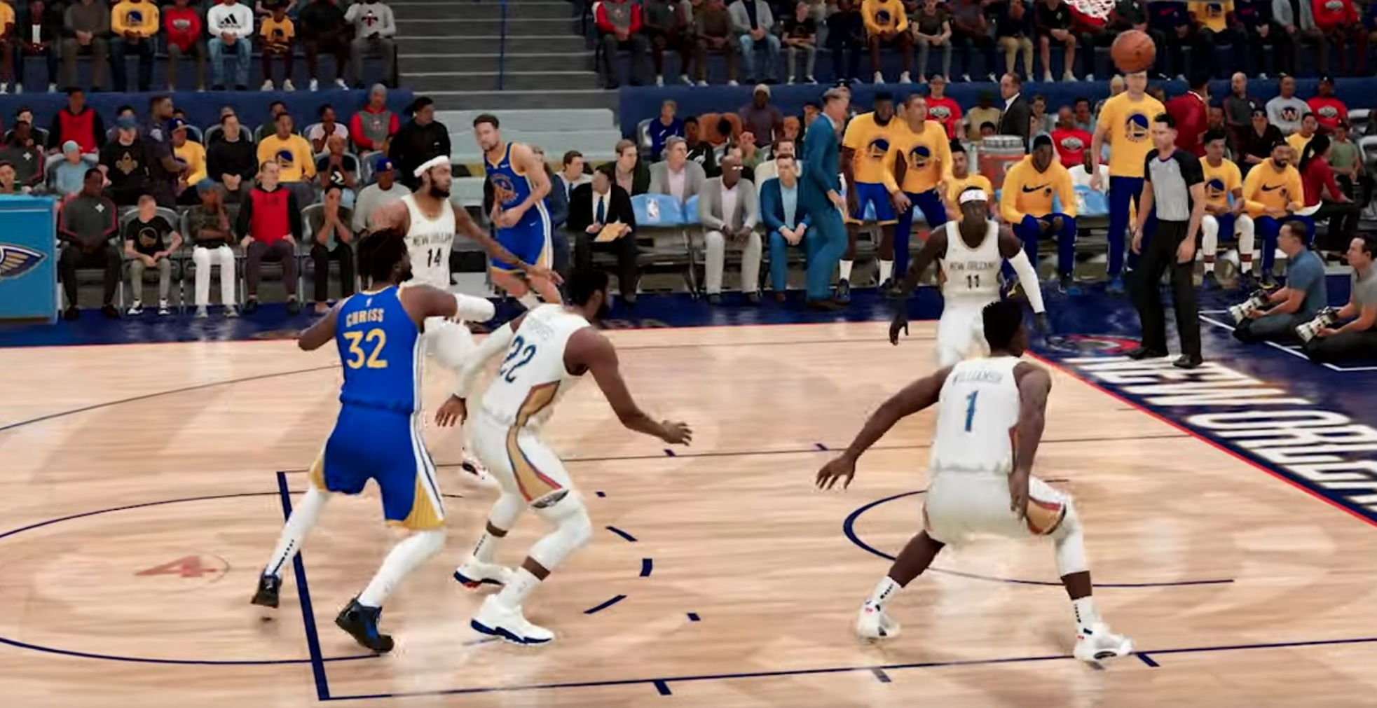 See for yourself what that $70 price tag for NBA 2K next-gen gets you screenshot