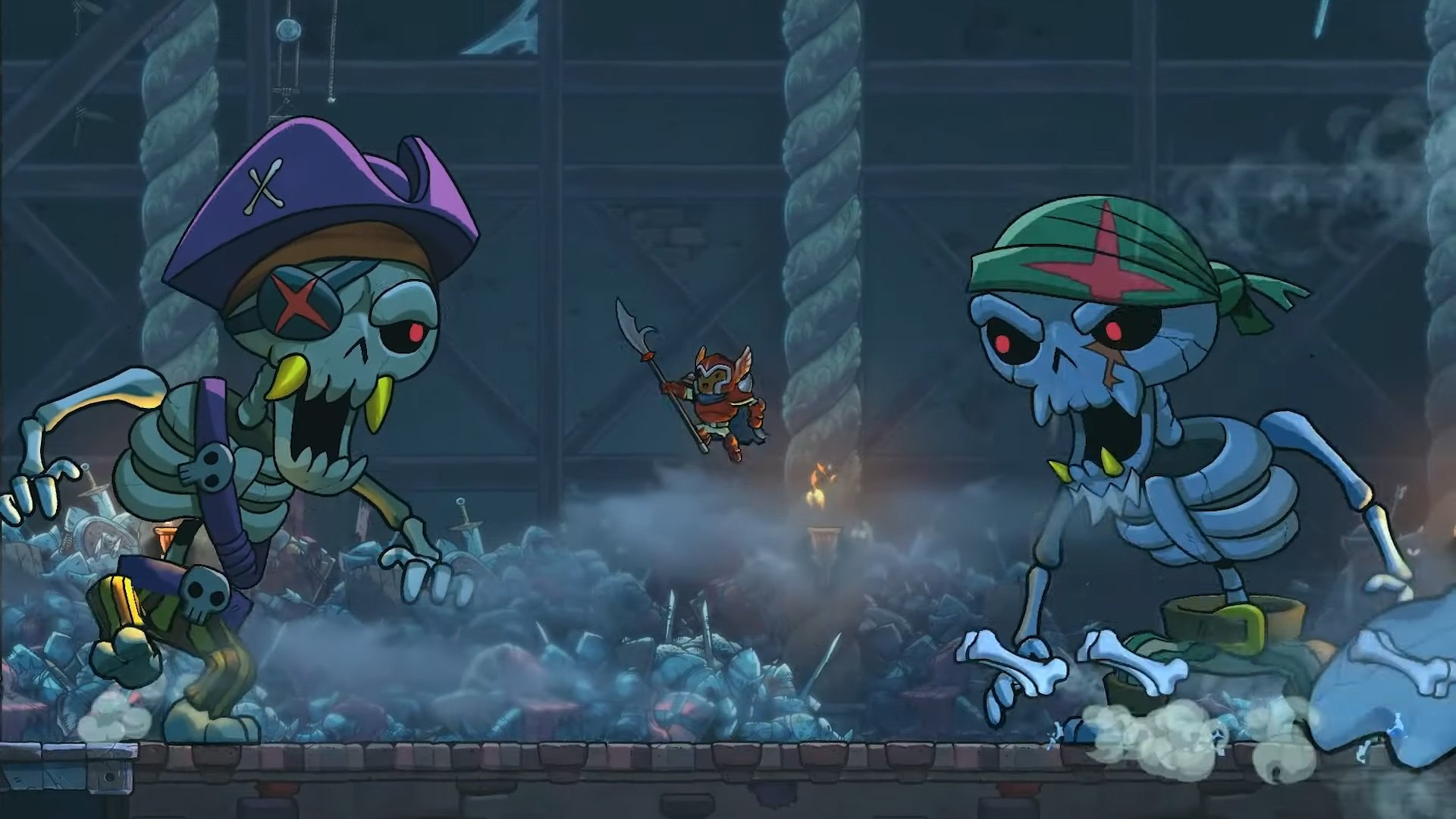Rogue Legacy 2 got a huge content boost with the Far Shores update screenshot