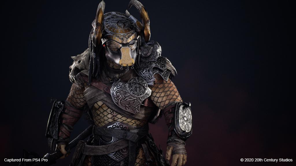 Predator: Hunting Grounds turns the Predator into a Viking screenshot