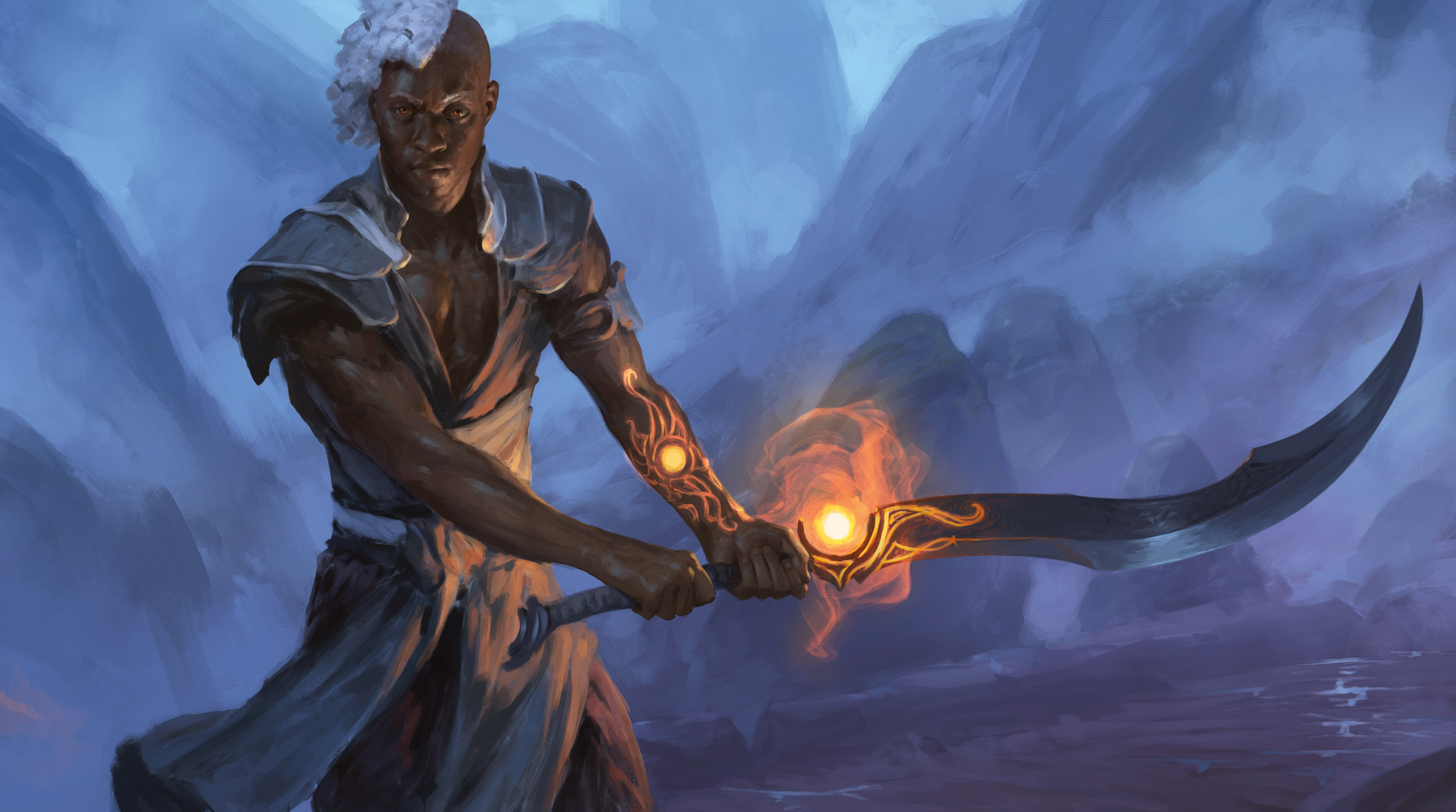 Here's an exclusive look at the upcoming Magic: The Gathering Commander Legends decklists screenshot