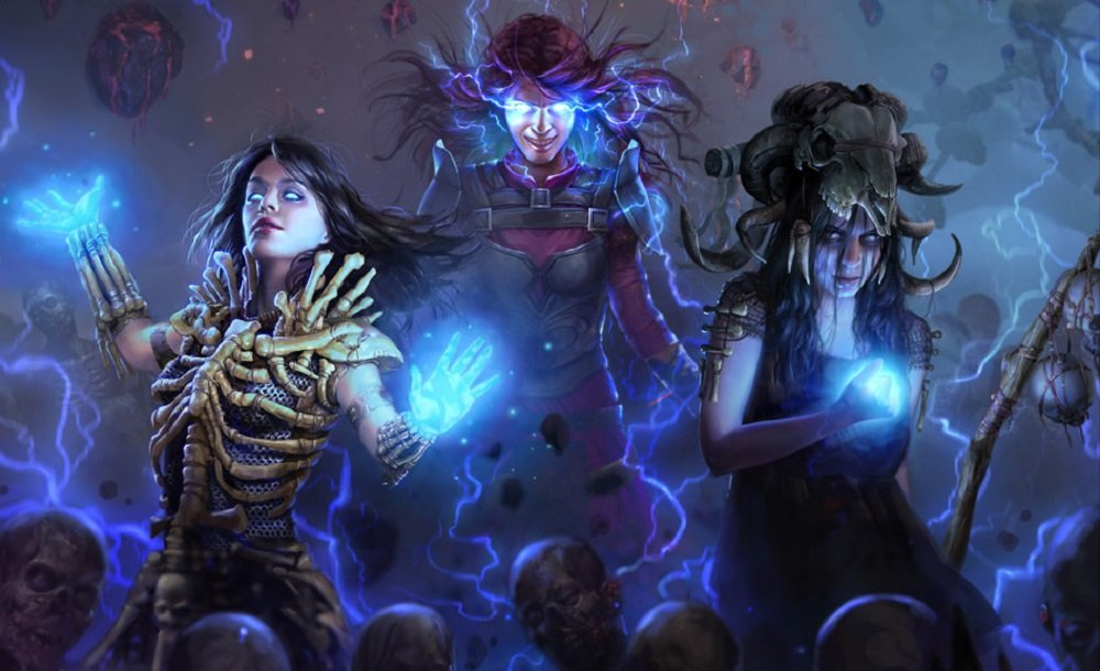 Path of Exile update delayed to avoid Cyberpunk 2077 clash screenshot