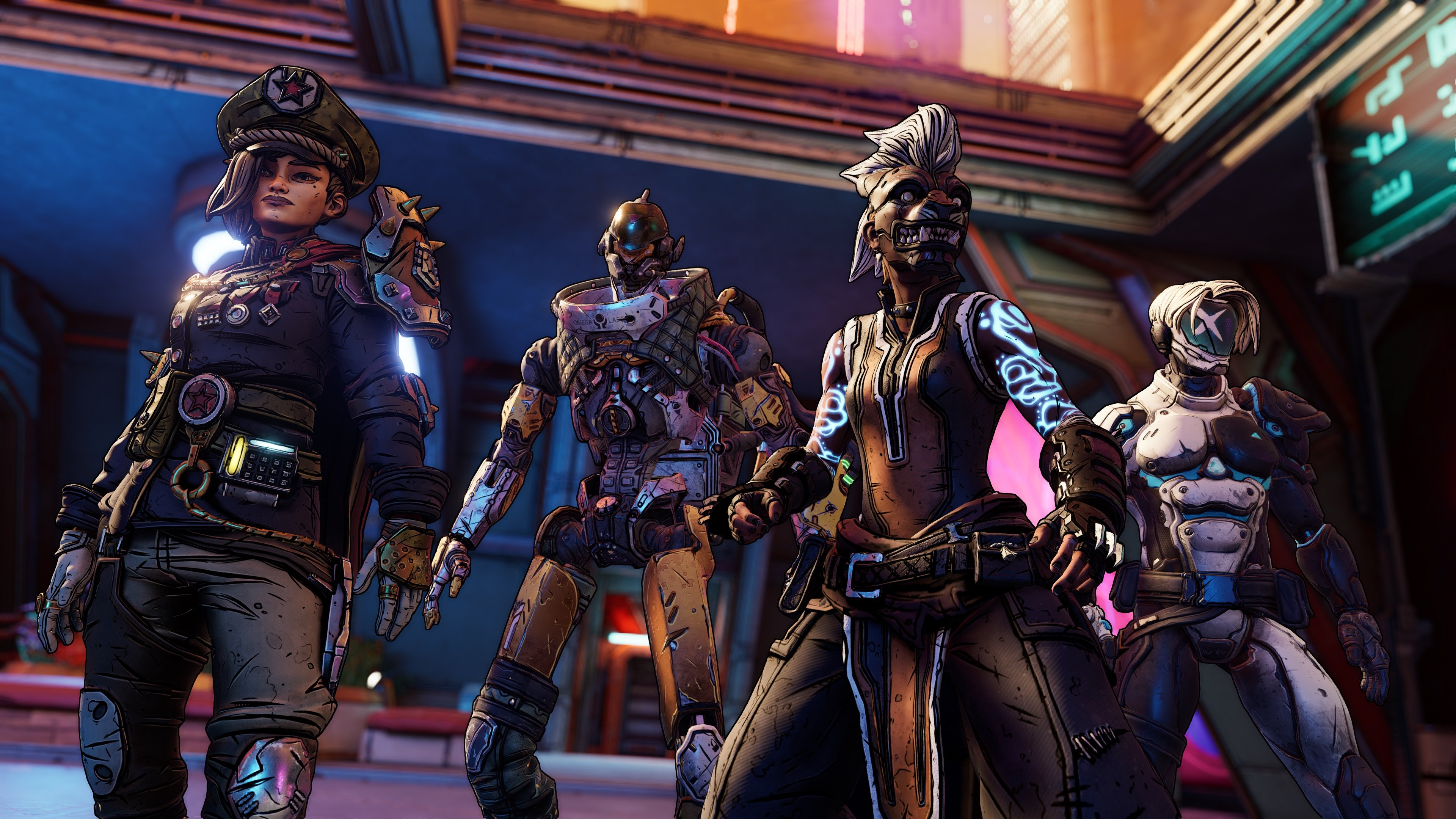 Gearbox finally tells us what Borderlands 3's Arms Race mode is, unveils 'Final Form' skins screenshot