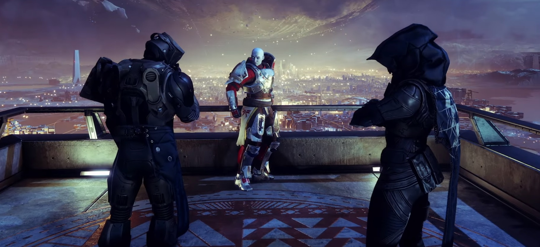 There are a ton of major Destiny 2 changes on the way, including a Power Cap shift screenshot