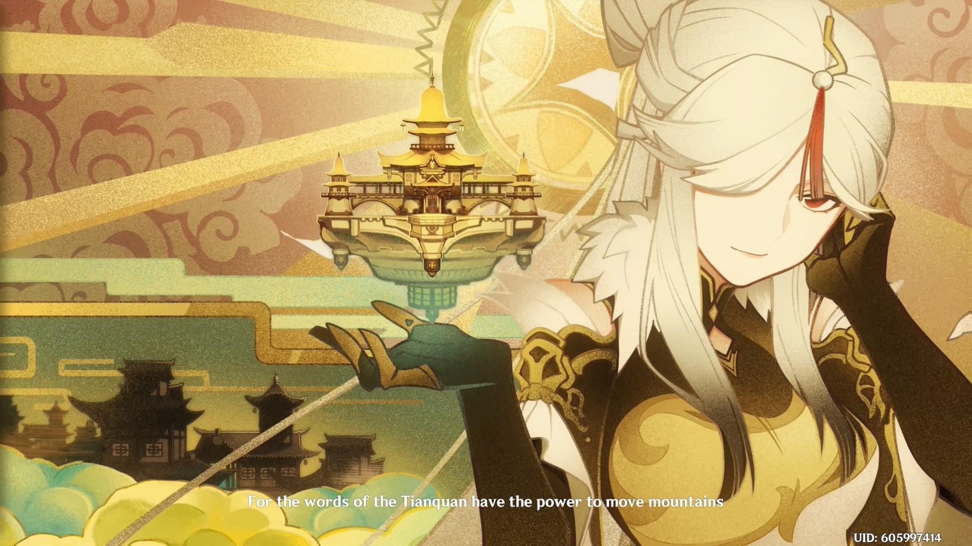 How have you been liking Genshin Impact? screenshot