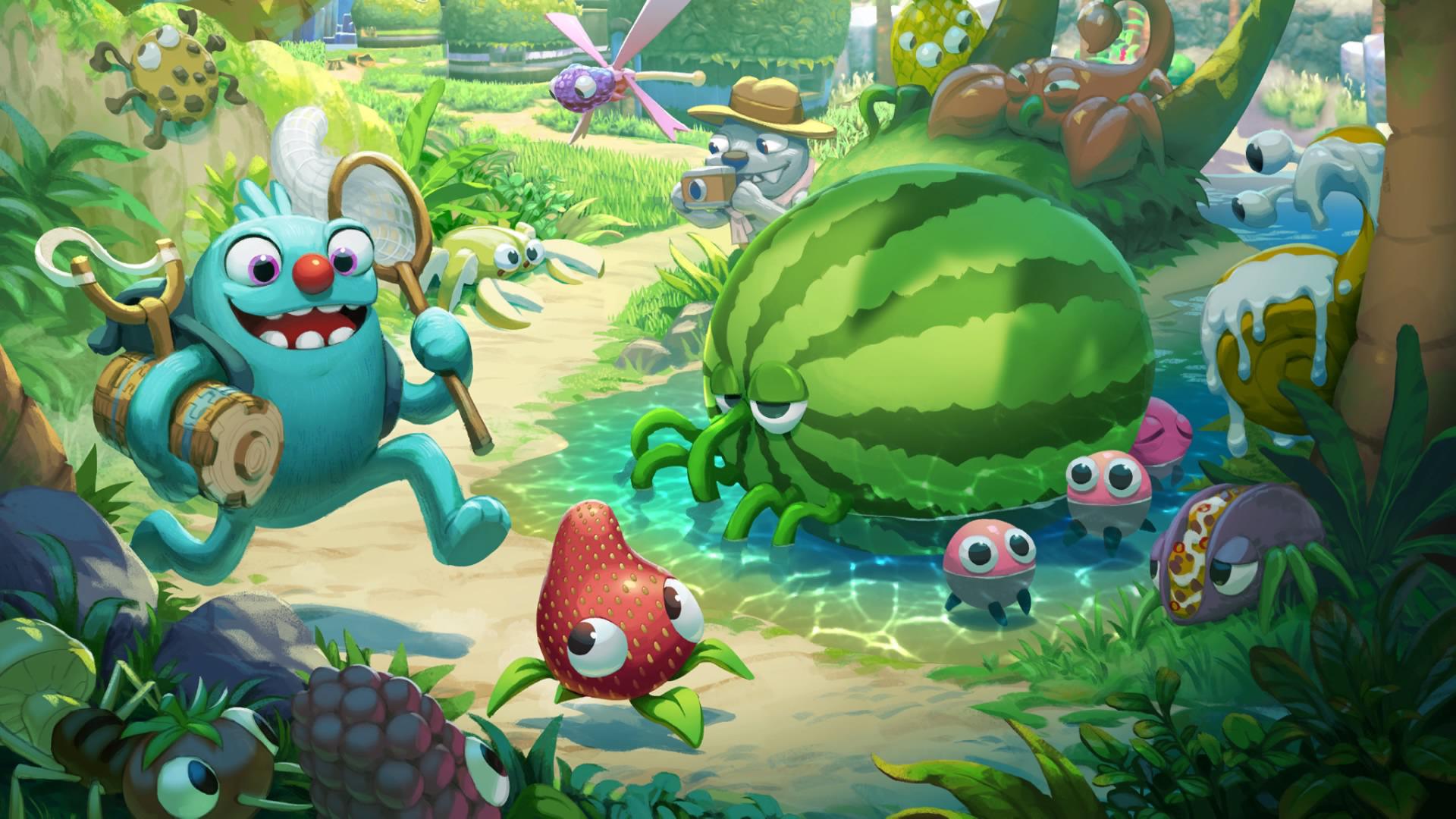 Review: Bugsnax screenshot