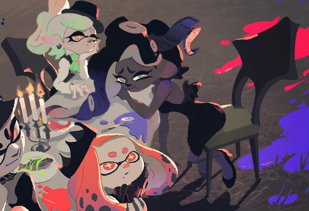 Where has Goth Marina been all my life? screenshot