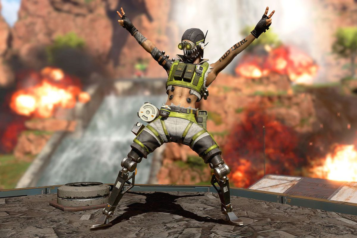 Apex Legends boss: 'You're probably going to see the game becoming more than just a battle royale' screenshot