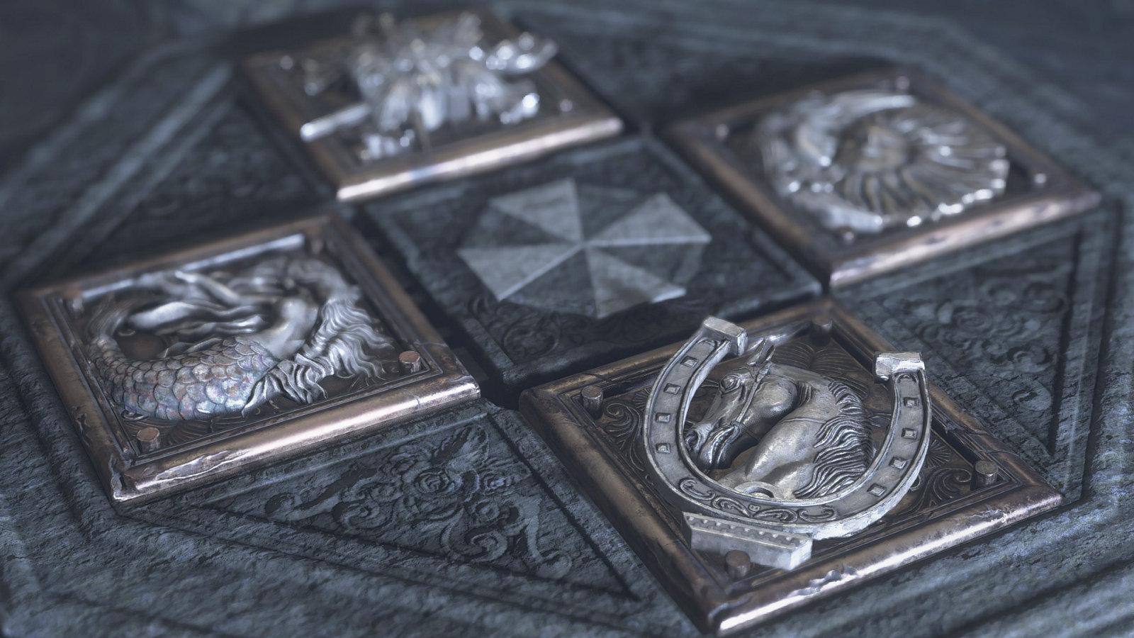 Capcom shares Resident Evil Village next-gen features screenshot