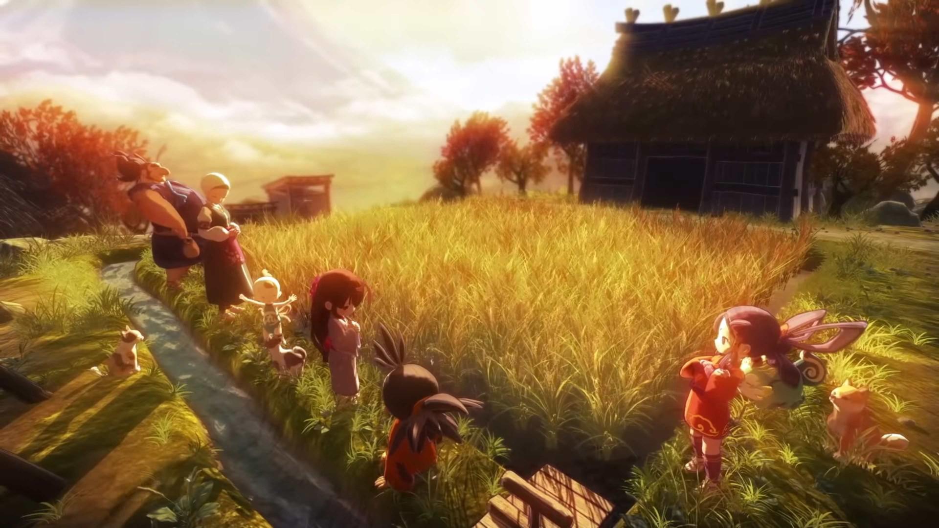 How The Legend of Zelda helped define the combat of Sakuna: Of Rice and Ruin screenshot
