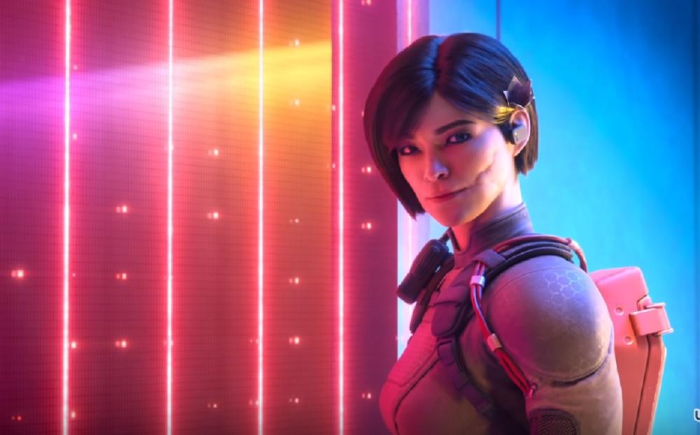 Rainbow Six Siege teases Operation: Neon Dawn defender Aruni screenshot