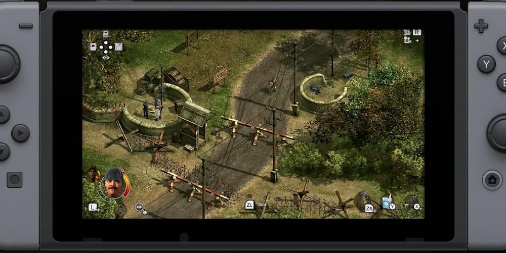 Commandos 2 HD Remaster brings the battle to Nintendo Switch December 4 screenshot