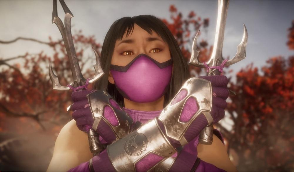 Let us dance! Mileena returns in Mortal Kombat 11 gameplay trailer screenshot