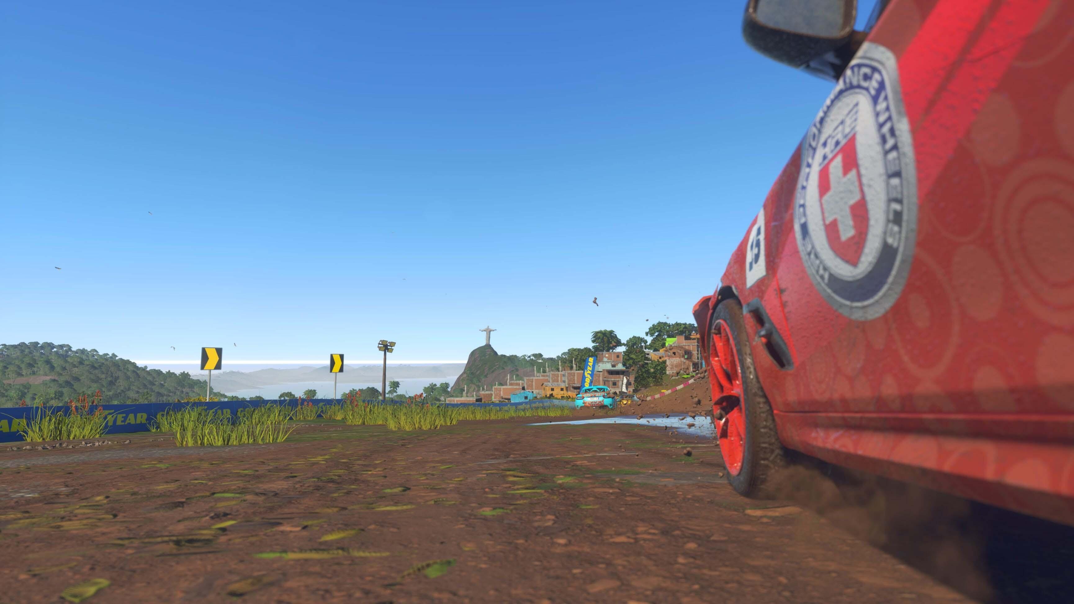 Review: Dirt 5 screenshot