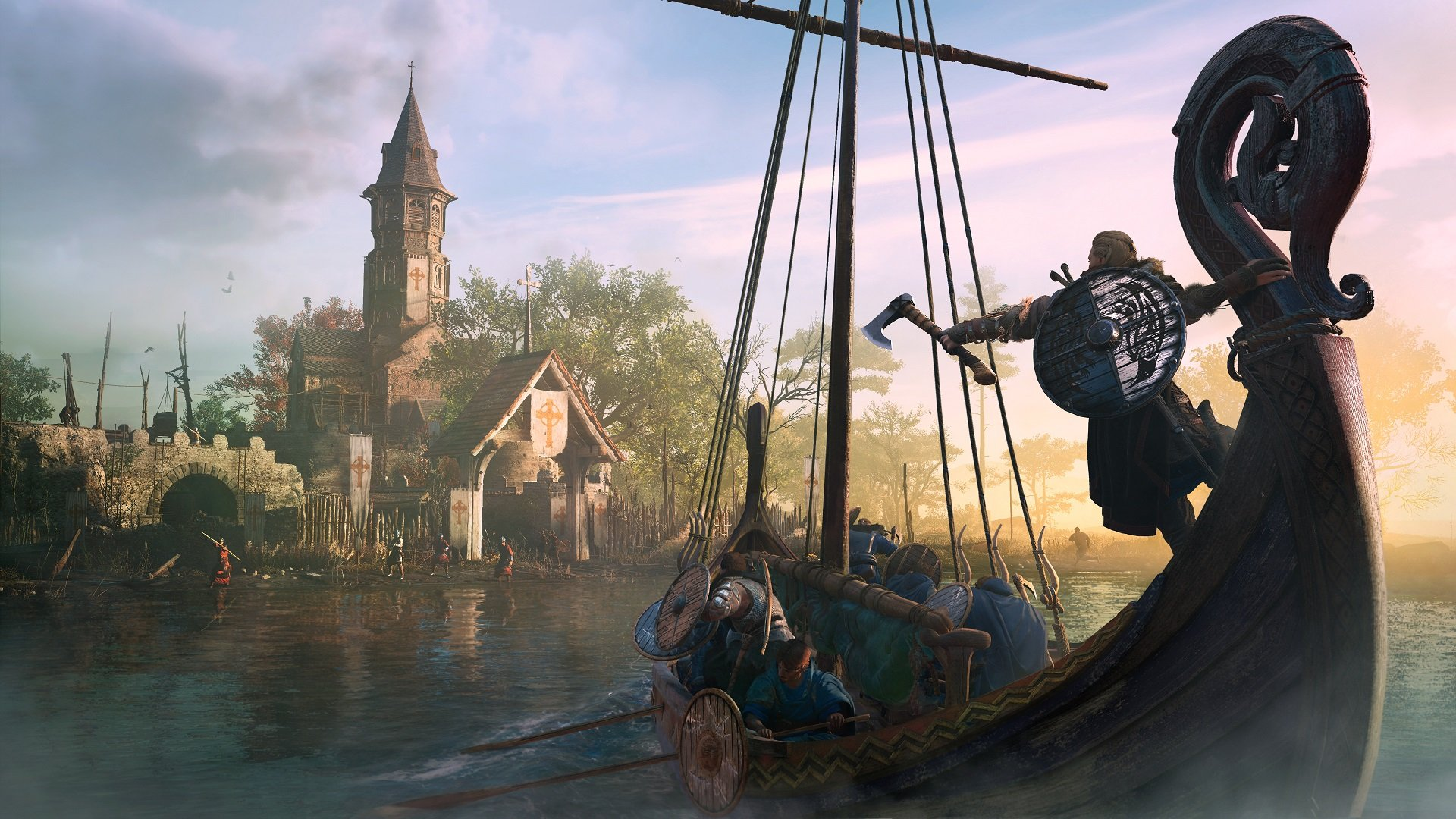 Review: Assassin's Creed Valhalla screenshot