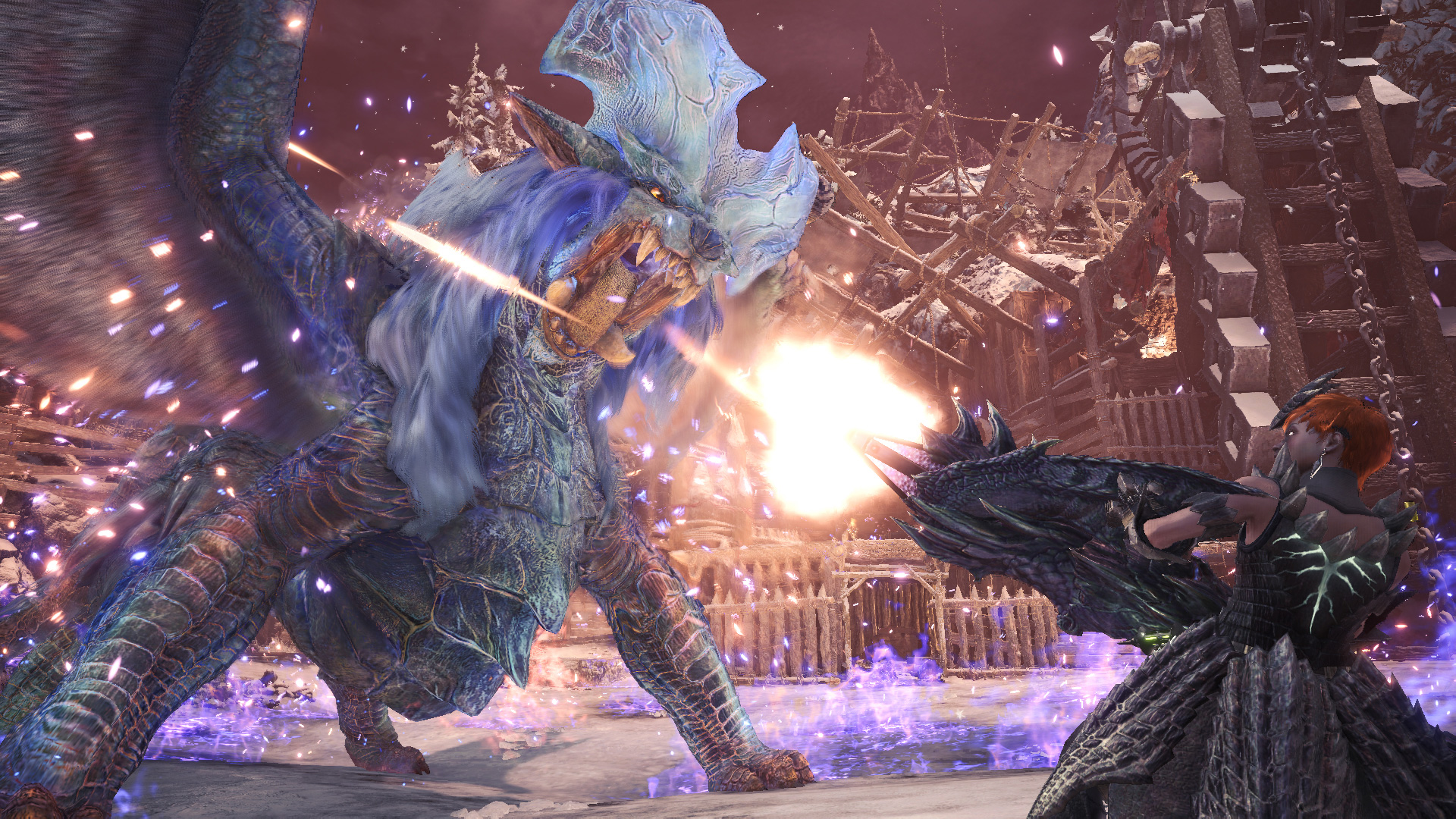 Monster Hunter World: Iceborne will unlock 'virtually all event quests' in early December screenshot