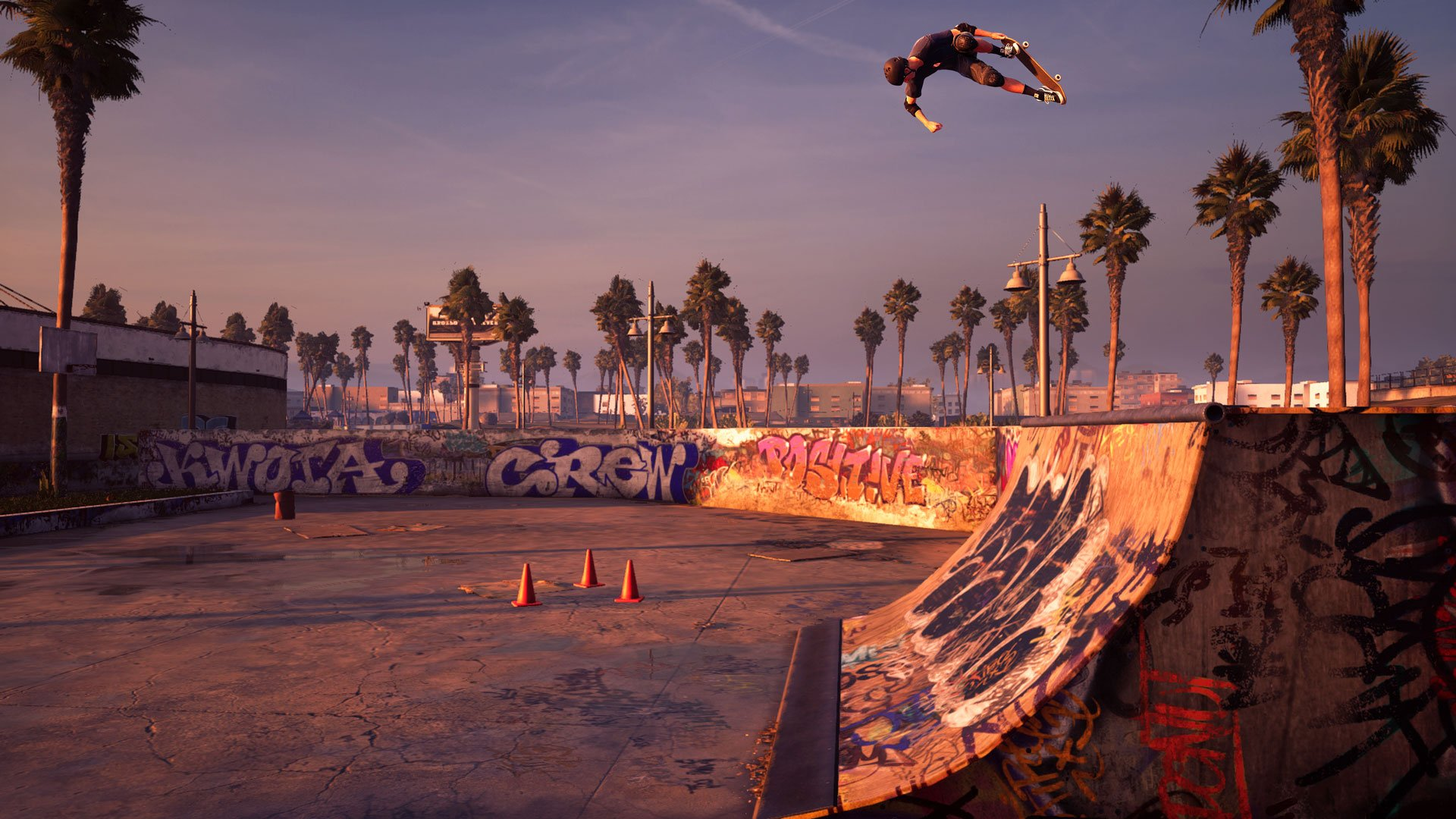 Tony Hawk's Pro Skater gets a big update that makes it way more replayable screenshot