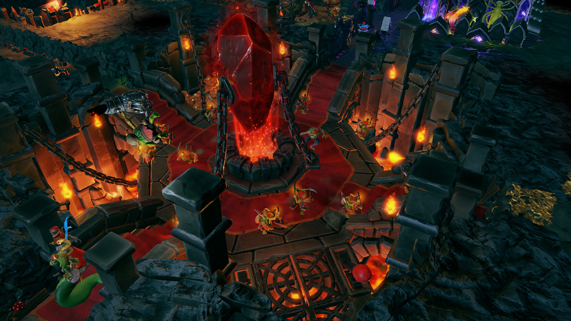 Fill the Dungeon Keeper void with Dungeons 3 while it's free on the Epic Games Store screenshot
