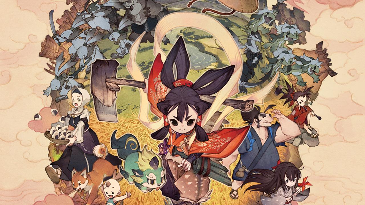 Review: Sakuna: Of Rice and Ruin screenshot