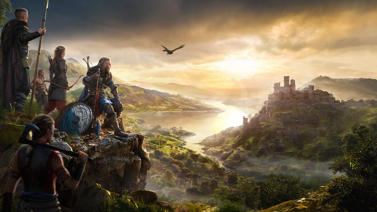Assassin's Creed Valhalla isn't that big of a next-gen leap screenshot