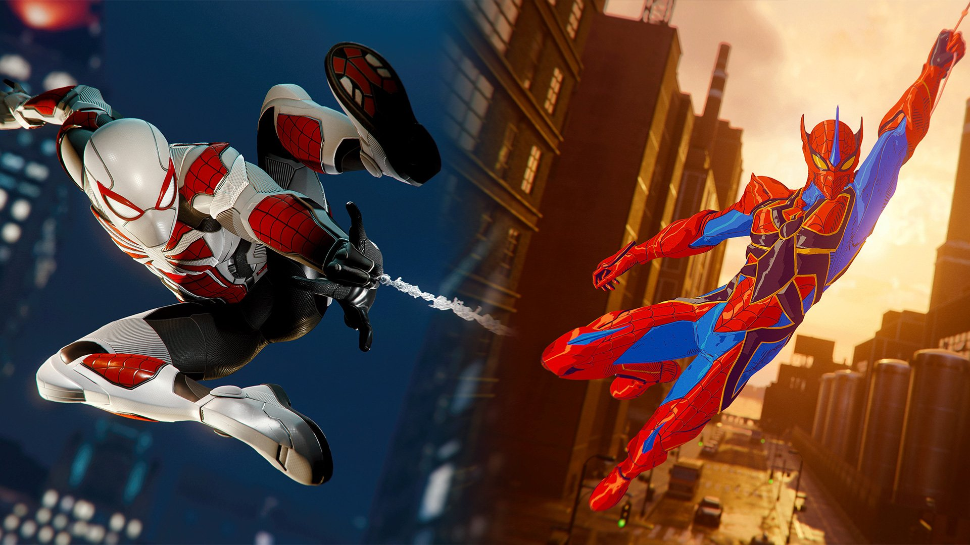Are these two new Spider-Man suits cool enough for you to ditch your go-to look? screenshot