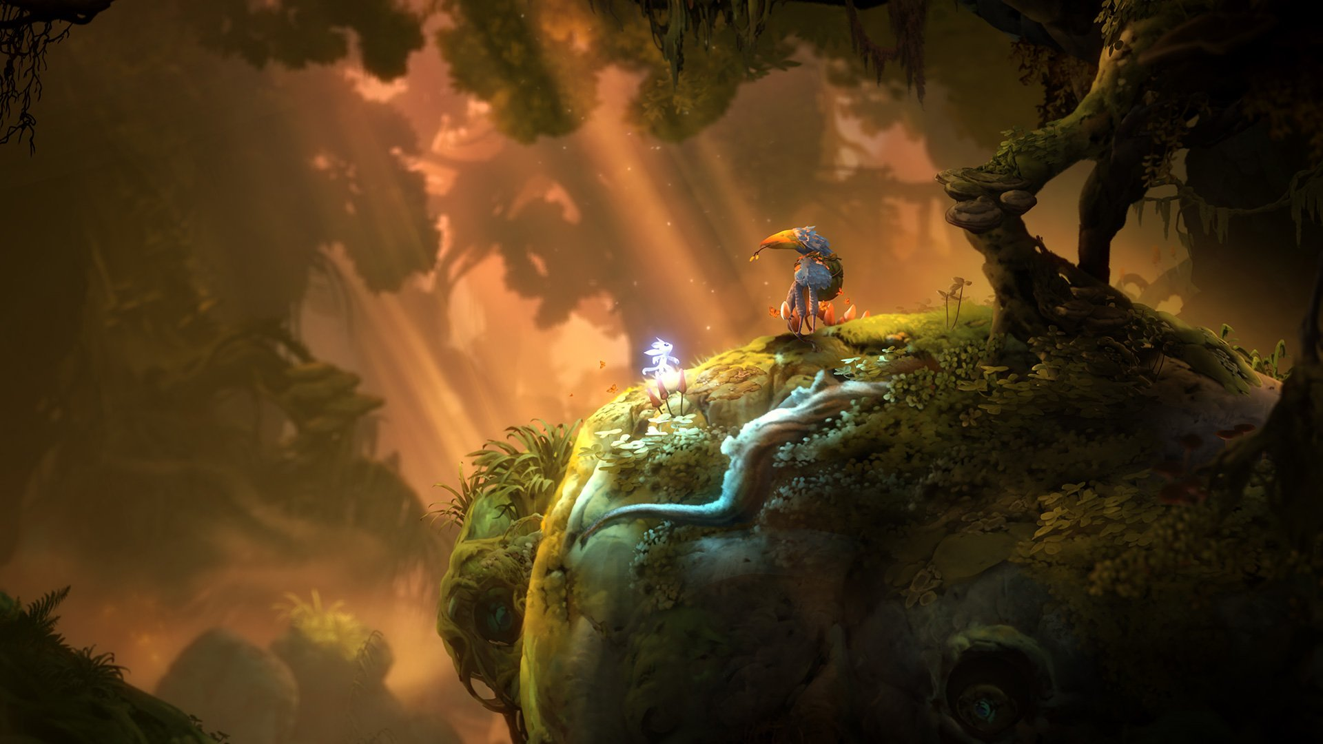 Ori and the Will of the Wisps just got even better with an update for Xbox Series X/S and PC screenshot