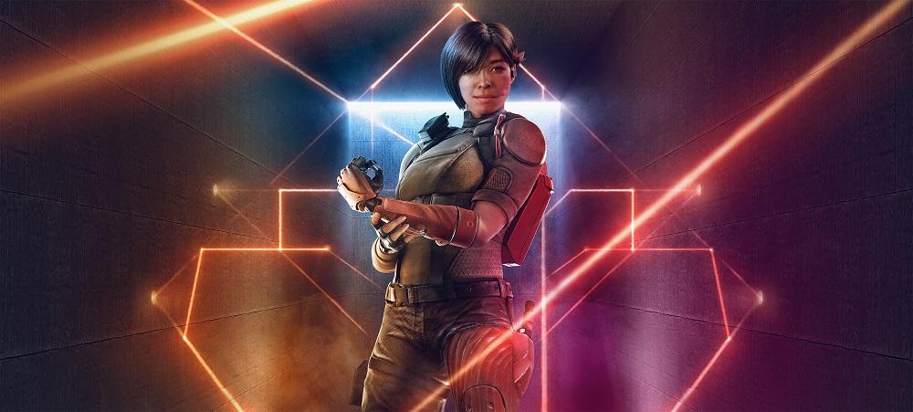 Rainbow Six Siege introduces its first prosthetic wearing operator, Aruni screenshot